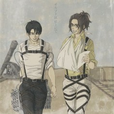 LeviHan Wall Walking