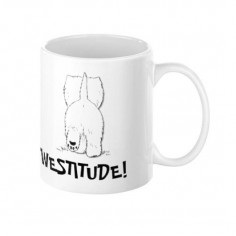 Life is better with a Westie Mug – The Westies Shop