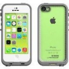 LifeProof iPhone 5c Case - Fre Series - White/Clear
