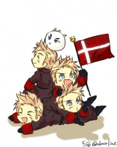 little Denmark