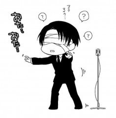 Lol those costumes for NoName can get a LITTLE inconvenient ;) | Levi | SNK
