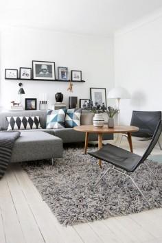 // Lovely #home #interiors #living room