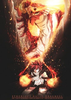 [LP] - Etherious Natsu Dragneel [] by ChromeFalcon