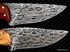 Made from chainsaw blades These are sooooooo cool. I want to make one.