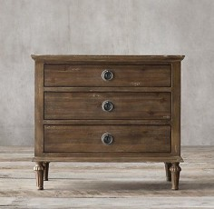 Maison Bedroom Collection Antiqued Coffee | RH
