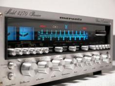 """Marantz - 4270 ,Vintage Audiophile Quadro Receiver"""