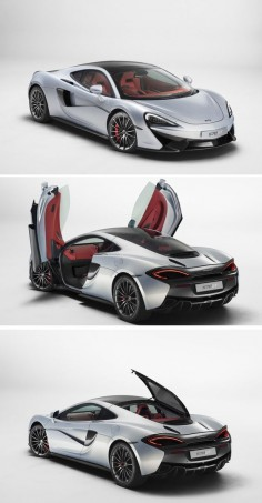 McLaren, like Ferrari or Lamborghini, makes some of the finest and fastest cars in the world