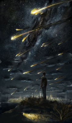 Meteor by *BrandonStricker on deviantART