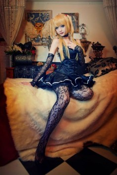 Misa Amane cosplay - Death Note