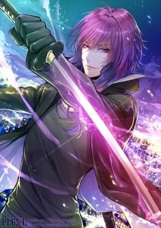 Mishakuji Yukari | K Project | ♤ #anime ♤