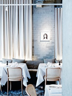 Missy French: inside Sydney's chic new French bistro - Vogue Living