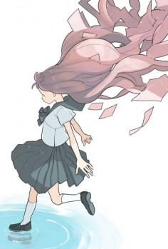 miyama-h: 夢見る女の子は少しだけ宙に浮いている