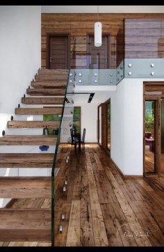 modern interior by eVo , via Behance