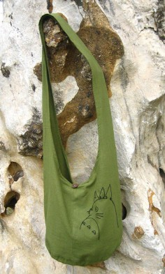 My Neighbor Totoro bag.