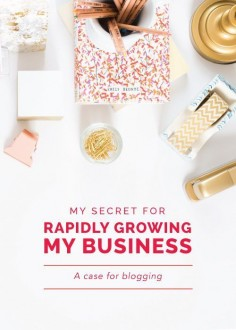 My Secret for Rapidly Growing My Business: