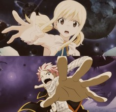 NALU- Fairy Tail Episode 221(46 series 2)highlight by ...
