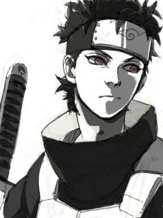 Naruto. Shisui Uchiha