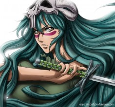 Nelliel - bleach-anime Photo