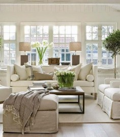 neutral living room