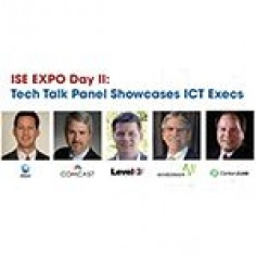 New Keynote Format Set for ISE EXPO 2016: Closing Keynote Tech Talks