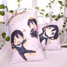 New Popular Anime Noragami Dakimakura Pillow Cover Case + pillow inner