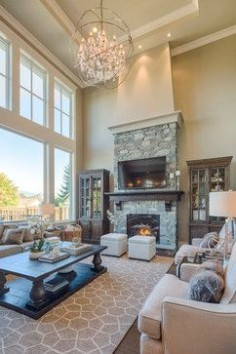 New West Classic - traditional - Living Room - Vancouver - Clay Construction Inc.