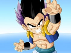 Nice picture of gotenks