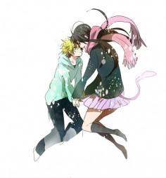 "Noragami- ""Iki Hiyori"" ""Yukine"""
