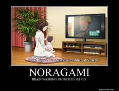 Noragami Motivational by RedSanguine on DeviantArt