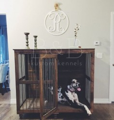One of our flagship kennels designed with your Great Dane in mind!