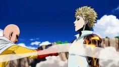 One Punch Man - Saitama & Genos