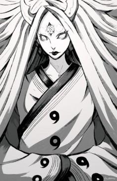 Otsutsuki Kaguya