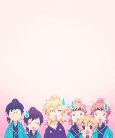 Ouran high school host club.Ü