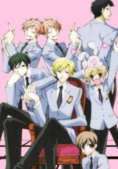 Ouran Host Club! Oh my gosh, this show is hysterical! #ouranhostclub #anime #manga
