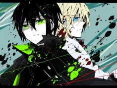 Owari no Seraph (Seraph of the End)3