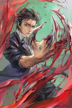 Parasyte is my new fave manga/anime