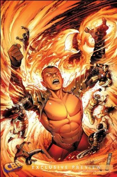 Phoenix Namor vs the Avengers