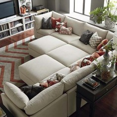 Pit Sectional. Everything about this sectional is YES!