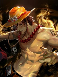 Portgas D. Ace (One Piece)