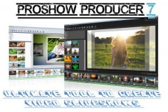 ProShow Producer 7: Ultimate Tool to Create Slideshow Videos