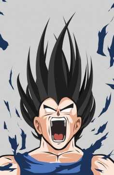 Rage Series by Kode Logic | #Vegeta