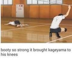 Resultado de imagem para hinata x kageyama