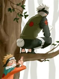 """""""Revenge."""" - Naruto Kakashi"""