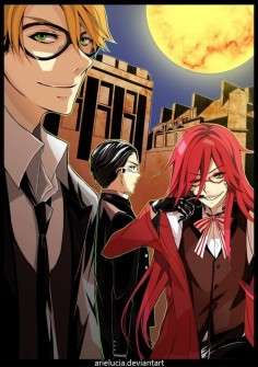 Ronald Knox, William T. Spears and Grell Sutcliff