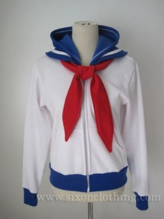 Sailor Moon Seifuku Hoodie | SixOn Clothing