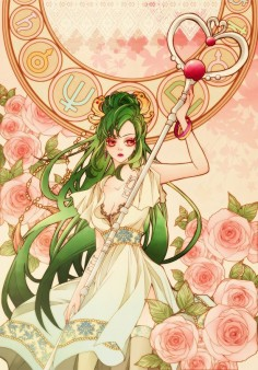 Sailor Pluto by sizh on pixiv