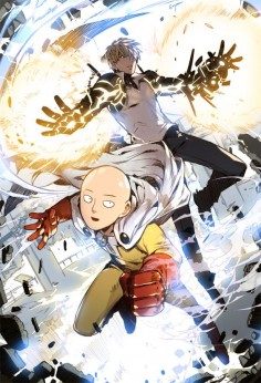 Saitama and Genos (One-Punch Man)