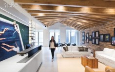 Sam Edelman's New Headquarters Embodies the Irreverent Spirit of His Customers