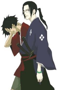 Samurai Champloo - Jin/Mugen