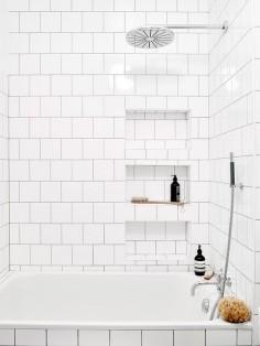 Scandinavian Shower